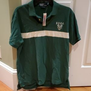 Men's green polo by Ralph Lauren polo shirt